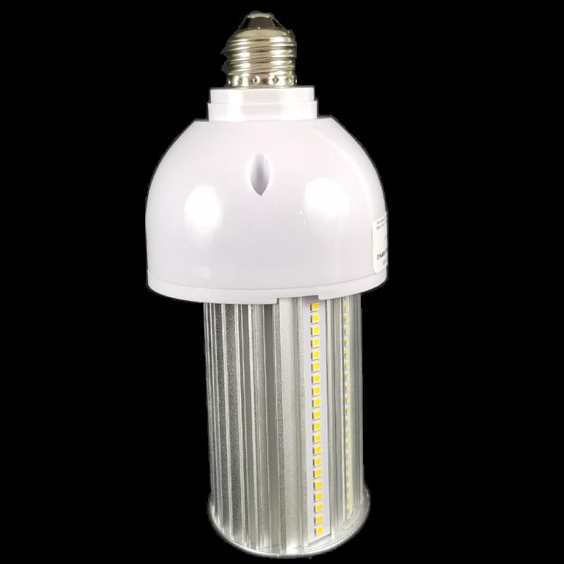 45 Watt 180° LED Retrofit Outdoor Area Bulb=-Bronze-Series-005