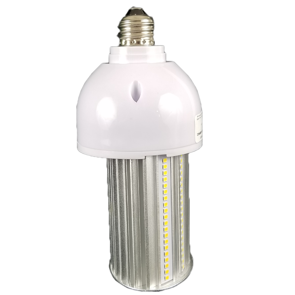 45 Watt 180° LED Retrofit Outdoor Area Bulb=-Bronze-Series-005