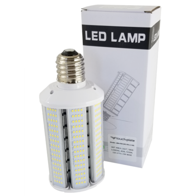 40 Watt LED Retrofit 180° Area Bulb- Platinum Series -5800lm-40w-000