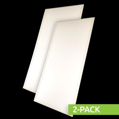 2-PACK-50 Watt 2×4 Panel