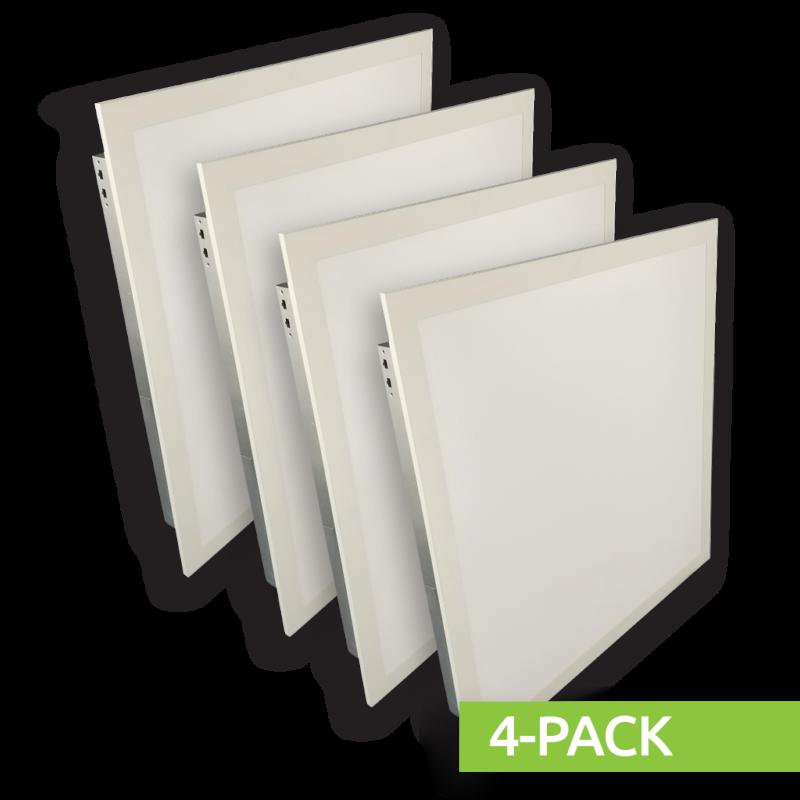 3-color 2x2 Back-Lite 4-pack