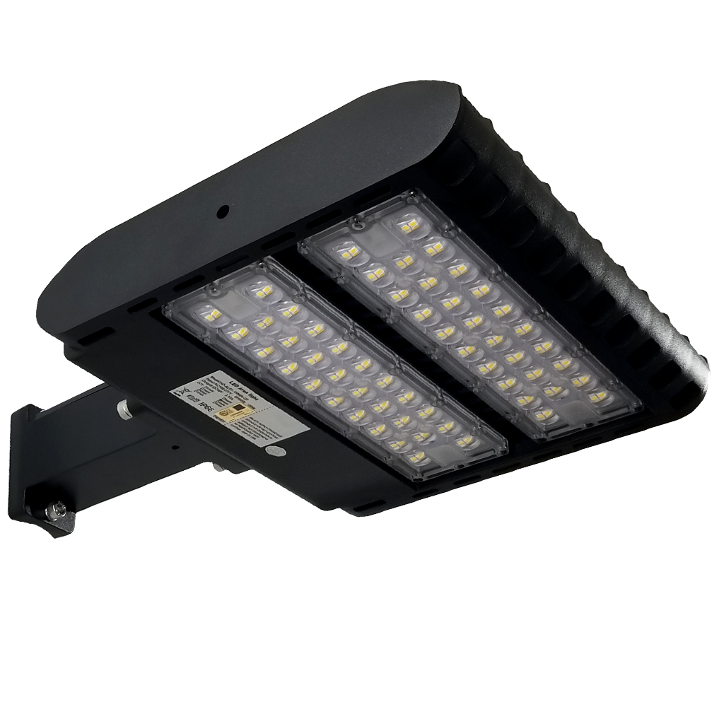 150-Watt-Black-Bronze-Outdoor-Shoebox-LED-Light-Bronze-Parking-19500lm-150w-001