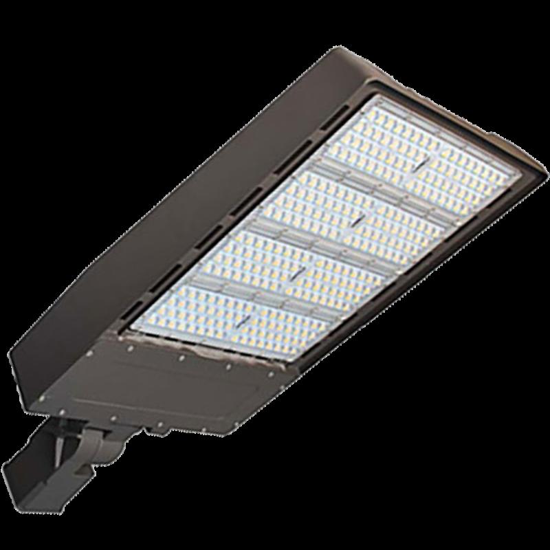 300-Watt-Outdoor-Shoebox-LED-Light-Gold-02