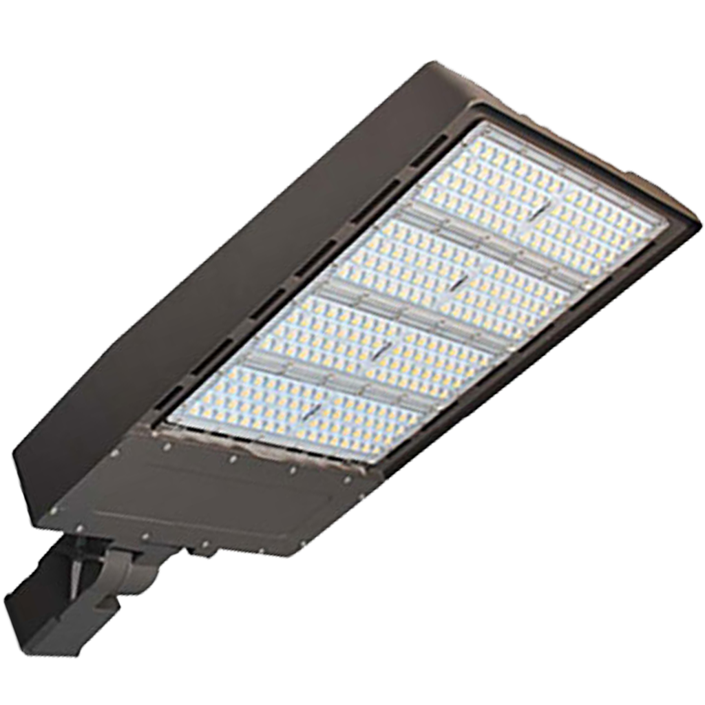 300-Watt-Outdoor-Shoebox-LED-Light-Gold-02