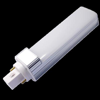 10-Watt-Horizontal-LED-PLC-Bulb-Silver-1000lm-001