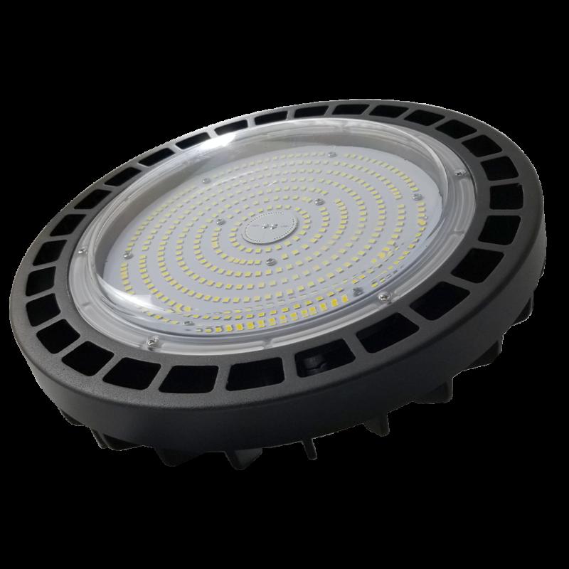 150 Watt Dimmable UFO LED High Bay-Plat+-27000lm-001