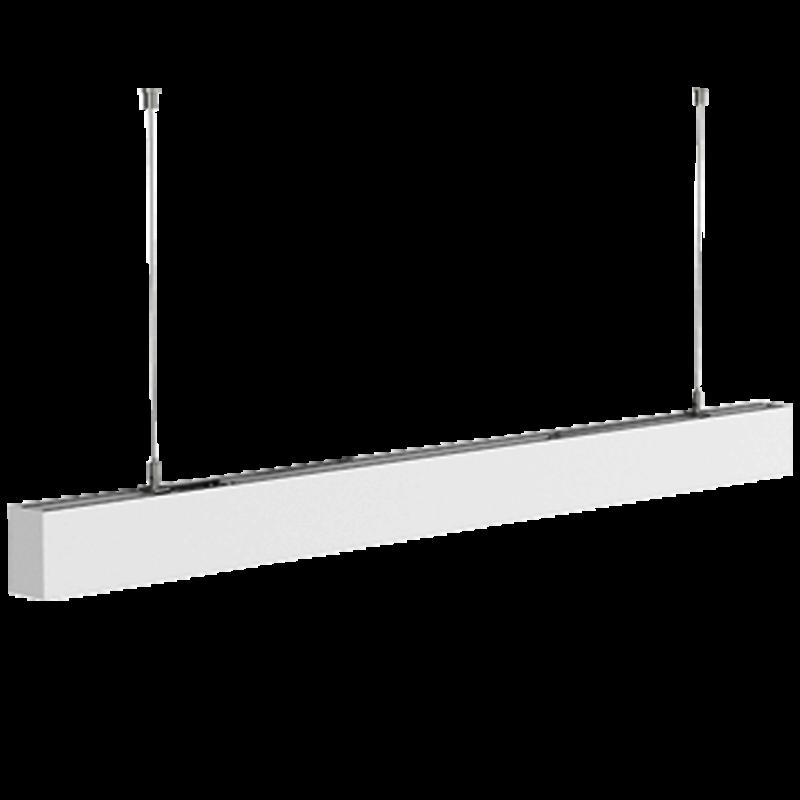 40 Watt Linkable Decorative Linear LED-Silver+-002