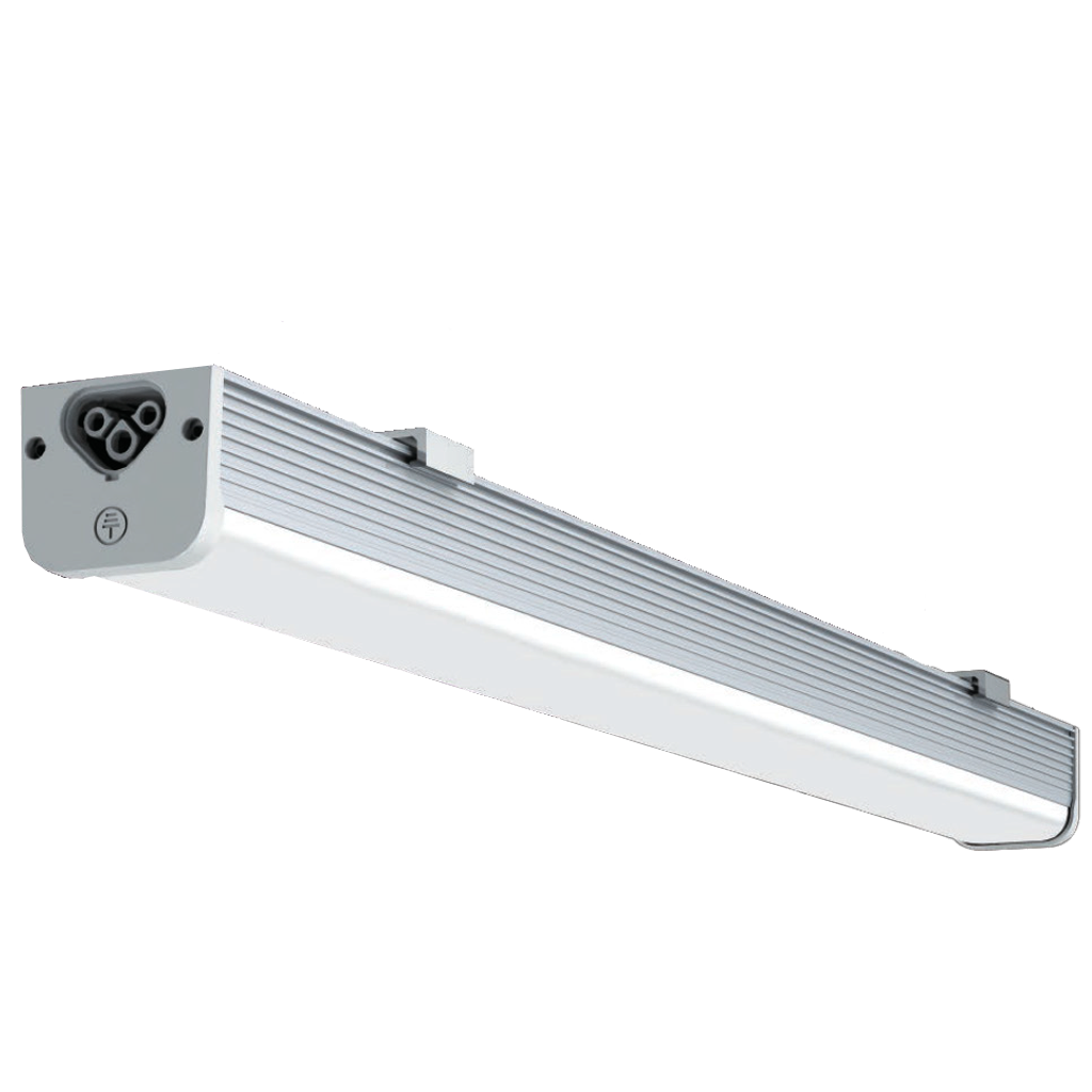 15 Watt 2T5 Linkable Linear LED-2ft-Silver-002
